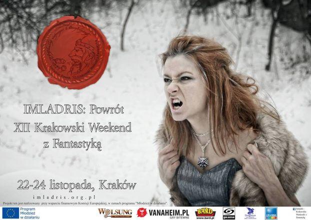 Imladris: XII Krakowski Weekend z Fantastyką