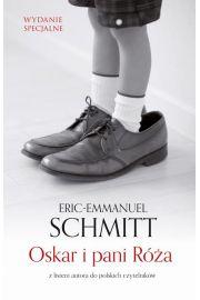 Oskar i pani Róża - Eric-Emmanuel Schmitt