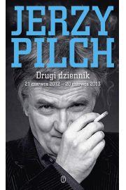 Drugi dziennik 21 czerwca 2012 - 20 czerwca 2013 - Jerzy Pilch