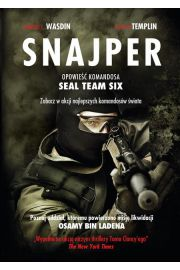 Snajper - Howard E. Wasdin, Stephen Templin