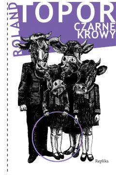 Czarne krowy - Topor Roland