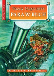 Kup w TaniaKsiazka.pl: Para w ruch - Terry Pratchett