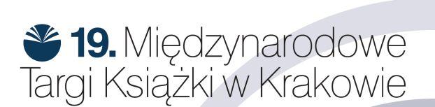 19. Międzynarodowe Targi Książki w Krakowie! Będzie się działo!