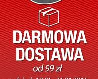 Wysyłka za 0 zł - promocja sklepu internetowego TaniaKsiazka.pl!