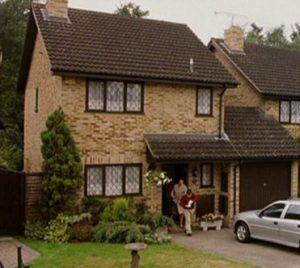 Dom Dursleyów
