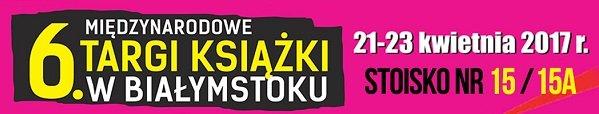 Targi Książki Białystok 2017