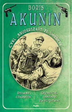Bruderszaft ze śmiercią - recenzja książki