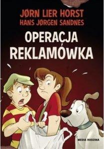 Operacja reklamówka - kup w TaniaKsiazka.pl >>