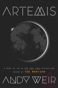 Nowa powieść Andy'ego Weira Artemis