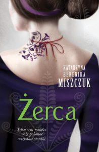 Kolejny tom cyklu Kwiat paproci Żerca - zobacz na TaniaKsiazka.pl
