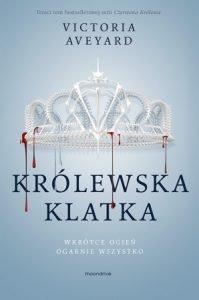 Królewska klatka - sprawdź na TaniaKsiążka.pl!