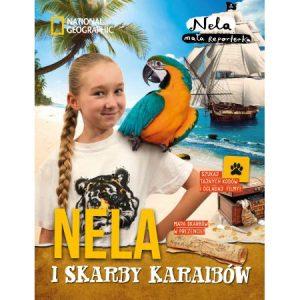Nela i Skarby Karaibów - sprawdź na TaniaKsiazka.pl!