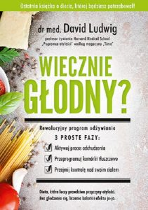 Wiecznie glodny David Ludwig - sprawdź na TaniaKsiazka.pl!