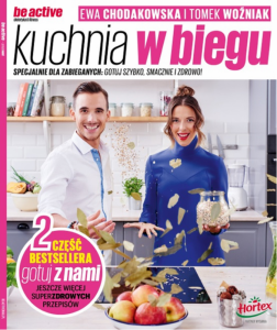 Be active Kuchnia w biegu - sprawdź na TaniaKsiazka.pl!