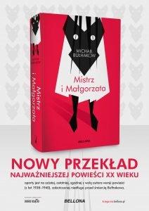 Nowe wydanie Mistrza i Małgorzaty - zobacz na TaniaKsiazka.pl
