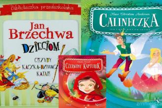 Najlepsze książki dla przedszkolaków - sprawdź na TaniaKsiążka.pl