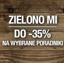 Zielono mi - sprawdź na TaniaKsiazka.pl!