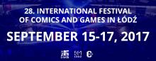 Międzynarodowy Festiwal Komiksu i Gier 2017