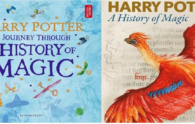 Historia magii JK Rowling