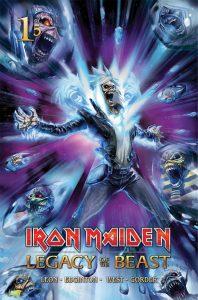 Maskotka Iron Maiden doczeka się komiksu Iron Maiden - sprawdź na TaniaKsiazka.pl