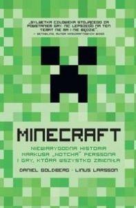 Książki dla graczy - Minecraft - sprawdź na TaniaKsiazka.pl!