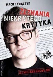 Książki Youtuberów vs. Ich kanały - Zeznania Niekrytego Krytyka - Sprawdź na TaniaKsiążka.pl!