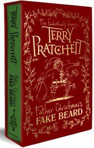 Nowa książka Terry'ego Pratchetta Father Christmas's Fake Beard