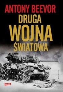Książki o II wojnie światowej Antony'ego Beevor