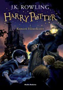 Nowe książki ze świata Harry'ego Pottera! Harry Potter i Kamień Filozoficzny - kup na TaniaKsiazka.pl