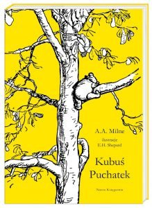 Niepublikowane rysunki Ernesta H. Sheparda. Kubus Puchatek - zobacz na TaniaKsiazka.pl