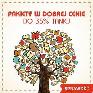 Pakiety książek do 35% taniej - sprawdź na TaniaKsiazka.pl!