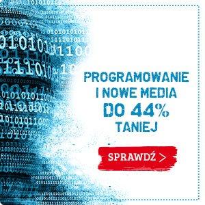 Książki dla informatyków - zobacz na taniaKsiazka.pl!