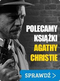 Książki Agathy Christie - urodziny Agathy Christie - sprawdź na TaniaKsiazka.pl!