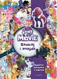 My Little Pony The Movie Szukaj i znajdź - znajdź na TaniaKsiazka.pl!