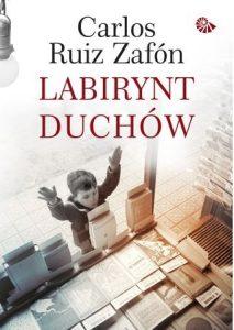 Labirynt Duchów - sprawdź na TaniaKsiazka.pl!