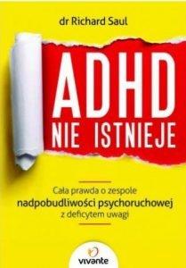 ADHD nie isnieje - kup na TaniaKsiazka.pl!