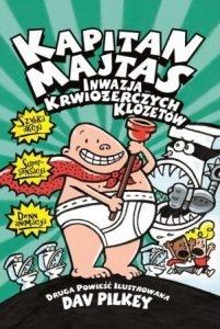 Kapitan Majtas - zobacz na TaniaKsiazka.pl!