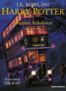 Harry Potter i Więzień Azkabanu. Wydanie ilustrowane - sprawdź na TaniaKsiazka.pl!