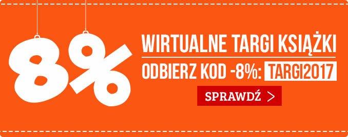 Targi książki - zajrzyj na taniaKsiazka.pl!