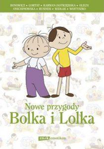 Nowe przygody Bolka i Lolka - kup na TaniaKsiazka.pl