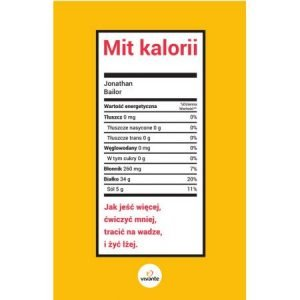 Mit kalorii - kup na TaniaKsiazka.pl