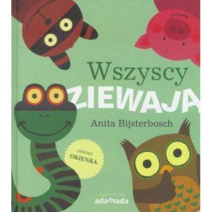 Wszyscy ziewają - kup na TaniaKsiazka.pl