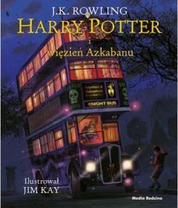 Harry Potter i Więzień Azkabanu. Wydanie ilustrowane - kup na TaniaKsiazka.pl