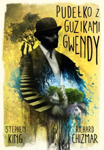 Pudełko z guzikami Gwendy - kup na TaniaKsiazka.pl