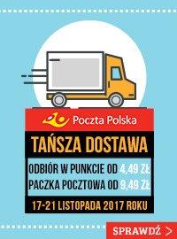 Tańsza dostawa Pocztą Polską