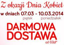 Weekend Darmowej Dostawy w TaniaKsiazka.pl