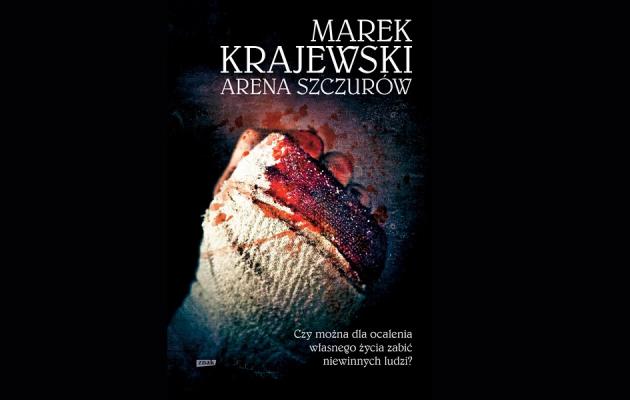 Nowa powieść Marka Krajewskiego