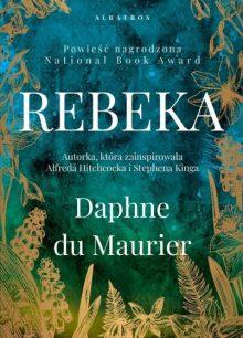 Rebeka Daphne du Maurier okładka książki
