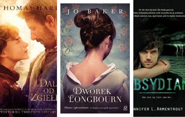 """Książki podobne do: """"Duma i uprzedzenie"""" Jane Austen"""