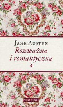 Rozważna i romantyczna okładka książki